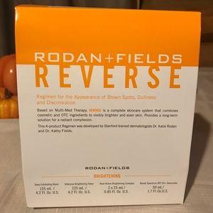 Rodan & Fields Reverse Brightening Regimen
